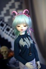 Ldoll 2013 (Illves) Tags: cute hearts crafts horns gore bjd bluefairy clother ldoll