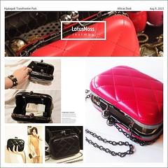 กระเป๋าคลัชสไตล์แบรนด์แฟชั่นเกาหลีสวยรุ่นใหม่ พร้อมส่งIS501 ราคา625฿ โทรสั่ง 083-1797221 www.lotusnoss.com,  Line ID:lotusnoss, WeChat:lotusnoss #women #bags #fashion #กระเป๋าคลัช #กระเป๋าแฟชั่นเกาหลี #กระเป๋าออกงาน #กระเป๋าสะพาย #พร้อมส่ง #lotusnoss #lot