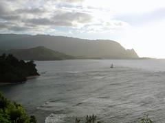 Bali Hai Sunset (John and Nancy Hansen) Tags: kauai hanalei balihai princeville northshorekauai mtmakana