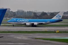 PH-CKB (robert55012) Tags: dutch amsterdam royal cargo boeing klm airlines schiphol ams 747 leeuwin eham 33695 phckb 747406erf