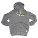 Matt Kenseth Gray Hooded Sweatshirt