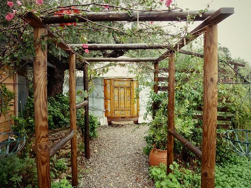 Yourte de Diane, Megali Mantineia, Grèce