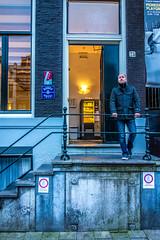 Bro by Rokin (maaniemi) Tags: tero maaniemi sony dcs rx100 amsterdam netherlands alankomaat holland syksy autumn