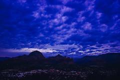 (Ever-living) Tags: morning sunset red arizona sky mountain mountains skyline clouds sunrise landscape rocks sedona redrocks sedonaarizona