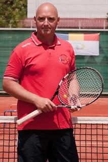 Mihai Gavra, antrenor tenis