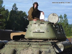 """T-34 85 (14) • <a style=""""font-size:0.8em;"""" href=""""http://www.flickr.com/photos/81723459@N04/11248099396/"""" target=""""_blank"""">View on Flickr</a>"""