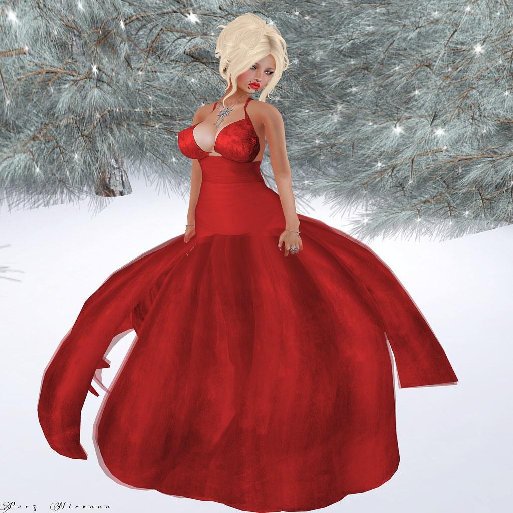 christmas red purz nirvana hurryupandchangewordpresscom tags christmas winter - Christmas Boobies