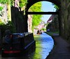 Chester  Canal (TheBrond) Tags: nikon chester barge chestercanal