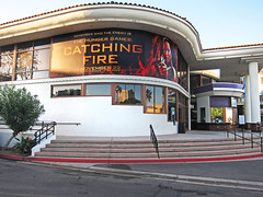 Entertainment, Catching Fire at Big Newport, Mesh Banner