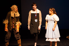 Wizard of Oz (JaDEImagesDallas) Tags: spring oz wizard musical mesquite horn 2014