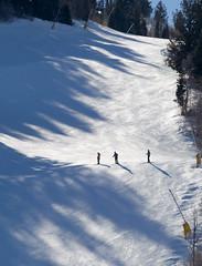 Shadow Zone (Rick Bolin) Tags: snowboarding utah photo photographer skiing photos 43 snowbasin nikkor200mmf4 cityhill intelguy microfourthirds rickbolin