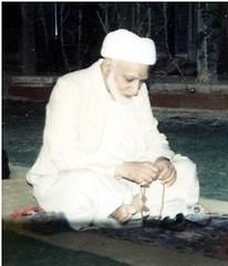 Sheikh's father, Grand Scholar Sheikh Abdul Ghaffar Alansari