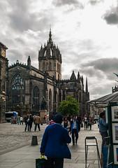 The Royal Mile - Edinburgh- (3) (Ennio Fratini) Tags: street travel scotland edinburgh olympus viajes monuments ef 2010 ennio historicalsites e510 zd 1260mm luminositymasks