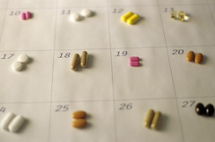 White pills and multicolored pills on desk calendar a pill a day (Jim Corwin's PhotoStream) Tags: stilllife cold horizontal danger photography pattern order risk calendar interior lifestyle style science daily system medical trends health elderly same repetition week concept trend date lookingdown pills conceptual popular dates organization addiction dependency inventory flu pill schedule sciences abuse timetable vitamins redundant method organized illness concerned cough concepts routine organisation selectivefocus regular risks concern biochemistry publichealth highangle addictive redundancy sameness alternativemedicine dependent healthiness methodical gameplan emergencymedicine tabletopphotography inhomecare fastfoodpills