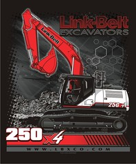 "LBX Company - Link-Belt Excavators • <a style=""font-size:0.8em;"" href=""http://www.flickr.com/photos/39998102@N07/12521143325/"" target=""_blank"">View on Flickr</a>"