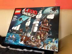 Metalbeards Sea Cow (Brickmasta) Tags: movie lego moc afol 70810