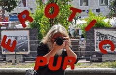 Erotic Pur ;-) (cmdpirx) Tags: st sex shop germany mirror nikon erotic district spiegel hamburg advertisement werbung redlight pur reeperbahn pauli rotlicht viertel