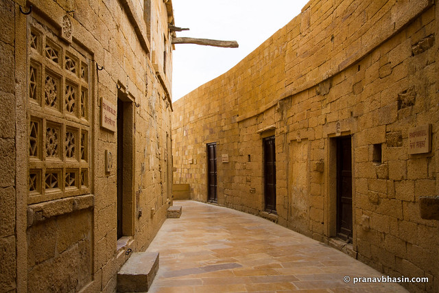 The Maze, Sonar Kila, Jaisalmer