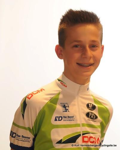 Ploegvoorstelling DCM Cycling Team (2)