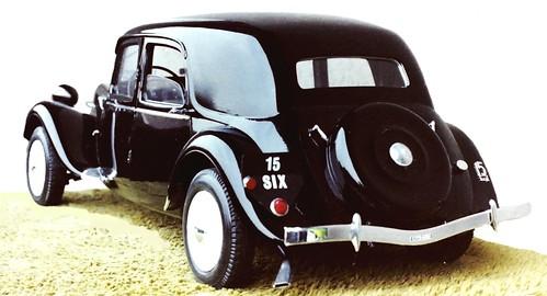 Heller Citroën 15 Six