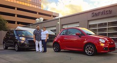 Congratulations to another two-FIAT family! Thank you and welcome to the Fields family, Ramses and Sabrina. #Congratulations #FIAT #FieldsFIAT #Orlando #Welcome (fieldsfiatorlando) Tags: auto family orange usa sabrina news cars love car march orlando post fiat florida you photos group n like automotive thank vehicles fields vehicle another welcome avenue congratulations 19 ramses 131 2014 fiats 32801 facebookpages ifttt 0304pm wwwfieldsfiatorlandocom httpwwwface