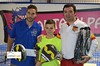 "carlos muñoz y braulio rizo campeones 2 masculina torneo fantasy padel marzo 2014 • <a style=""font-size:0.8em;"" href=""http://www.flickr.com/photos/68728055@N04/13275852854/"" target=""_blank"">View on Flickr</a>"