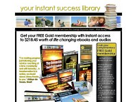 Get Get $218.45 worth of success and motivation ebooks and audios for free Download