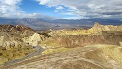 Zabriskie Point (Mike Dole) Tags: california deathvalley zabriskiepoint