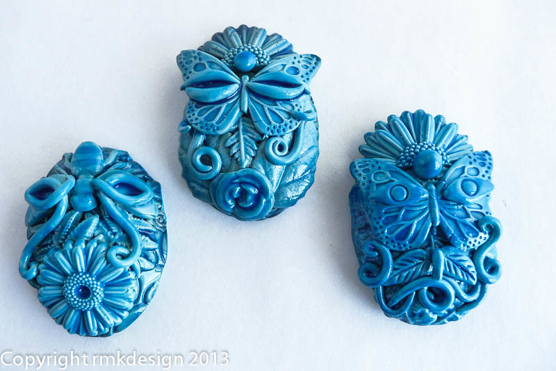 The world 39 s best photos of masks and polymerclay flickr for Faience turquoise