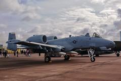 USAF A-10 Thunderbolt II (MJ_100) Tags: plane airplane republic aviation jet aeroplane airforce usaf fairchild usairforce warthog a10 thunderbolt unitedstatesairforce tankbuster thunderboltii usafe groundattack usairforceeurope