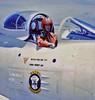 "Georges E. ""Frenchy"" LeBlanc (skyhawkpc) Tags: aircraft aviation navy 1958 naval usnavy usn fury northamerican fj4 operationhardtack 139310 rdte naswfalbuquerque georgesefrenchyleblanc"