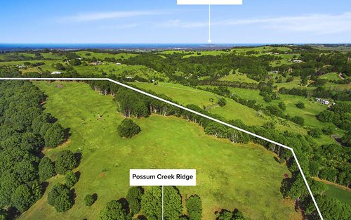 Proposed Lot 8 Possum Creek Ridge, Bangalow NSW