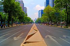 DSC01167 (sagvelux) Tags: reforma carretera paseo cdmx avenida roadtrip ciudad people trafico
