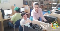 Chone cuenta con dos Infocentros con servicio gratuito para la Ciudadanía (gadmunicipalchoneportadas) Tags: chone cuenta infocentros servicio gratuito ciudadanía