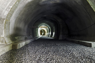 Construction of the Primary independent tunnel in the Garage of underground trains - Line H