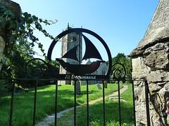 Llandegman_St Decumanus' Church, Rhoscrowdder_Rhos (Kevin J. Norman) Tags: ukwales panoramio492011495498352 wales llandegman decumanus rhoscrowdder