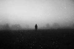 . (Victoria Yarlikova) Tags: monochrome mist grain moody atmospheric dust film iso100 analog boy retro vintage dark landscape dreamy blackandwhite