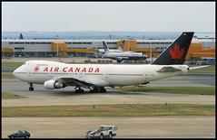 C-FTOE - London Heathrow (LHR) 07.07.1995 (Jakob_DK) Tags: 1995 lhr egll heathrow londonheathrow boeing boeing747 747 b747 747100 jumbo jumbojet aca aircanada