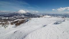 NISEKO Grand HIRAFU. (MIKI Yoshihito. (#mikiyoshihito)) Tags: japan hokkaido niseko ニセコ japow snow winter ski skiing スキー 北海道 雪 冬 grand hirafu nisekograndhirafu grandhirafu グランヒラフ ヒラフ 羊蹄山