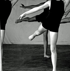 Arms and Legs (coollessons2004) Tags: dance dancing dancers girl blackandwhite