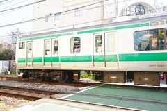 Jujo station Shonan-Shinjuku line (HAMACHI!) Tags: tokyo 2017 japan aprilfool train