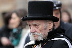 Old style elegance (carlo612001) Tags: portrait face faces portraits closeup bokeh old oldman oldstyle style
