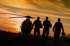 DSC_9730s (Paul Humphries68) Tags: aviation events midlandsairambulance sunsetsunrise tatenhill