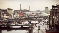 Cork - my city on the Lee (Pat Kelleher) Tags: cork river ireland urban landscape cityscape reflection patkelleherphotography