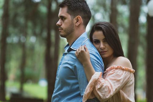 Jéssica e Marcos