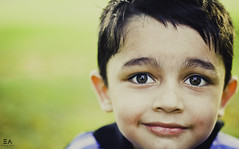 SMILE (Ebtesam Ahmed) Tags: summer portrait smile face closeup kids photo kid eyes child emotion outdoor joy childeren