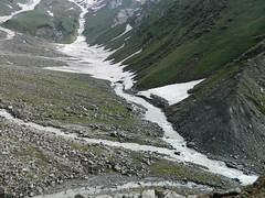 Beas (Sougata2013) Tags: mountain lake glacier manali beas solangvalley beaskundtrek
