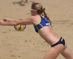 P6114540 (roel.ubels) Tags: world beach slam tour scheveningen grand denhaag beachvolleyball volleyball thehague volleybal beachvolleybal fivb 2013 nevobo