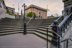 Step Right Up (Cameron Knowlton) Tags: canada architecture stairs harbor nikon downtown bc harbour victoria architectural potd inner hdr innerharbor innerharbour d600