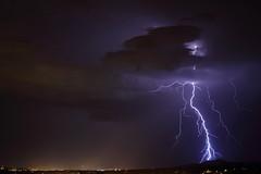 Lightning over Nogales 005 Full (Az Skies Photography) Tags: arizona sky cloud storm rio electric skyline night clouds skyscape 1 july az rico monsoon bolt thunderstorm lightning electrical thunder lightningbolt thunderbolt arizonasky 7113 2013 riorico rioricoaz arizonamonsoon arizonaskyline arizonalightning arizonaskyscape 712013 july12013